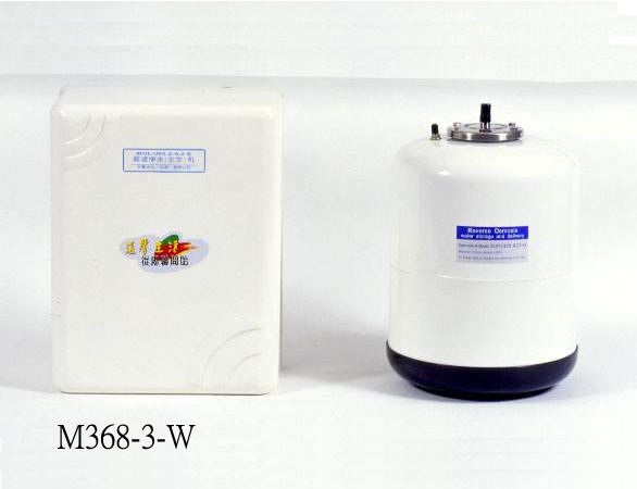 Cabinet-Purifier Reverse Osmosis System-Auto-Flush